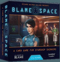 Blame Space