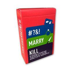 Blank Marry Kill: #?&! Marry Kill
