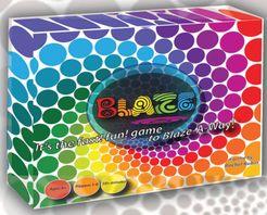 BLAZE Card Game