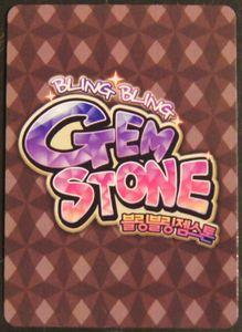 Bling Bling Gemstone: 7-Card Mini Expansion
