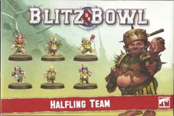 Blitz Bowl: Halfling Team