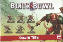 Blitz Bowl: Skaven Team