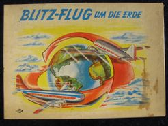 Blitz-Flug um die Erde