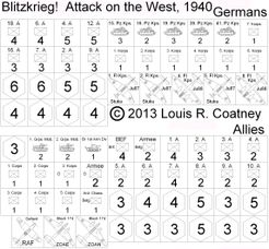 Blitzkrieg! Attack on the West, 1940