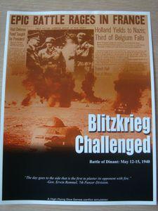 Blitzkrieg Challenged: Dinant