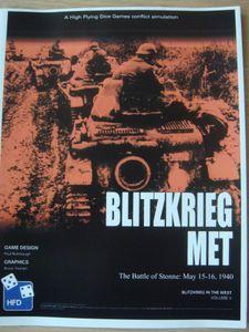 Blitzkrieg Met: Stonne