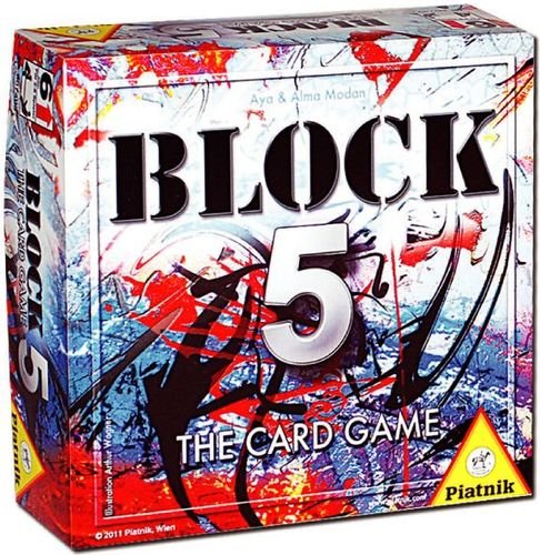 Block 5: The Card Game