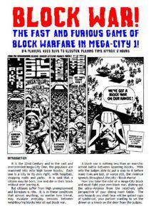 Block War!