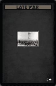 Blocks Series: Late War Card Deck