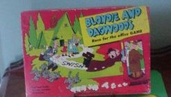 Blondie and Dagwood's Race for the Office Game