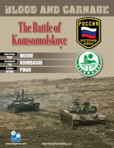 Blood and Carnage: The Battle of Komsomolskoye, March 2000.