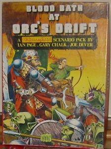 Blood Bath at Orc's Drift