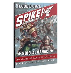 Blood Bowl (2016 edition): 2019 Blood Bowl Almanac