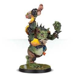 Blood Bowl (2016 edition): Blood Bowl Armoured Troll
