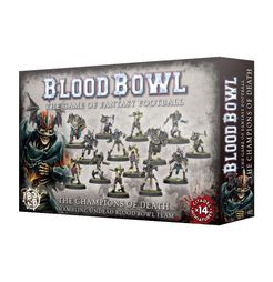 Blood Bowl (2016 edition): Champions of Death – Shambling Undead Blood Bowl Team