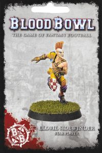 Blood Bowl (2016 edition): Eldril Sidewinder – Star Player