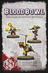 Blood Bowl (2016 edition): Goblin Killer Kontraptions