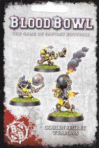 Blood Bowl (2016 edition): Goblin Secret Weapons