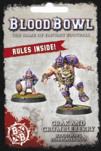 Blood Bowl (2016 edition): Grak and Crumbleberry – Star Player Duo