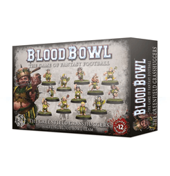 Blood Bowl (2016 edition): Greenfield Grasshuggers – Halfling Blood Bowl Team