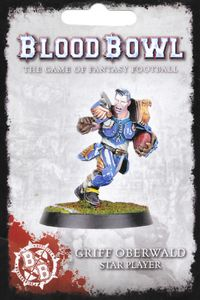 Blood Bowl (2016 edition): Griff Oberwald – Star Player