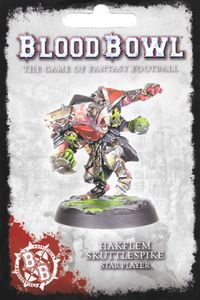 Blood Bowl (2016 edition): Hakflem Skuttlespike – Star Player