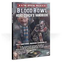 Blood Bowl (2016 edition): Head Coach's Rules & Accessories Pack