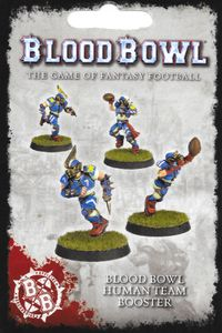 Blood Bowl (2016 edition): Human Team Booster