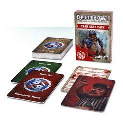 Blood Bowl (2016 edition): Human Team Card Pack