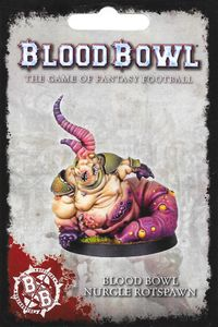 Blood Bowl (2016 edition): Nurgle Rotspawn