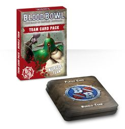 Blood Bowl (2016 Edition): Nurgle Team Card Pack
