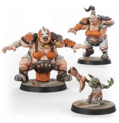 Blood Bowl (2016 edition): Ogre Team Booster