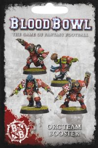 Blood Bowl (2016 edition): Orc Team Booster