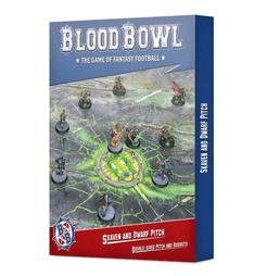 Blood Bowl (2016 edition): Skaven and Dwarf Pitch & Dugout Set