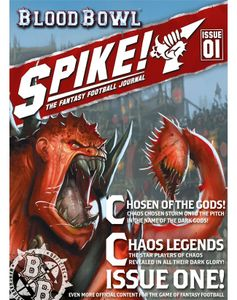 Blood Bowl (2016 Edition): Spike! Journal #1