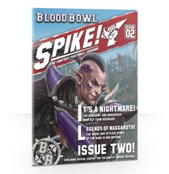 Blood Bowl (2016 Edition): Spike! Journal #2