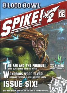 Blood Bowl (2016 edition): Spike! Journal #6