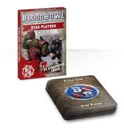 Blood Bowl (2016 edition): Star Players Card Pack