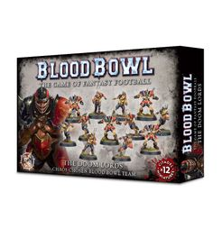 Blood Bowl (2016 edition): The Doom Lords – Chaos Chosen Blood Bowl Team