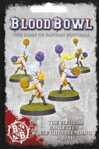 Blood Bowl (2016 edition): The Elfheim Eaglettes – Elf Cheerleading Squad