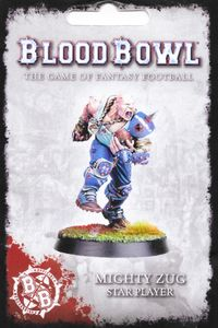 Blood Bowl (2016 edition): The Mighty Zug – Star Player