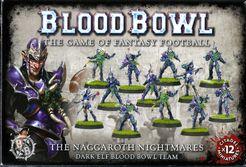 Blood Bowl (2016 edition): The Naggaroth Nightmares – Dark Elf Blood Bowl Team
