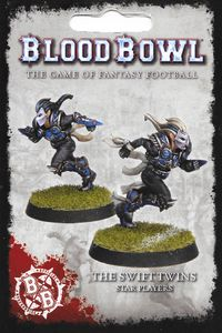 Blood Bowl (2016 edition): The Swift Twins – Star Players