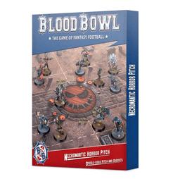 Blood Bowl (Second Season Edition): Necromantic Horror Team Pitch