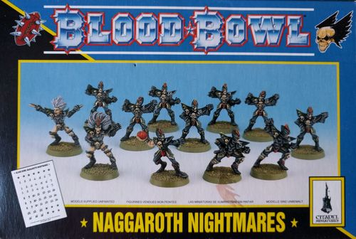 Blood Bowl (Third Edition): Naggaroth Nightmares