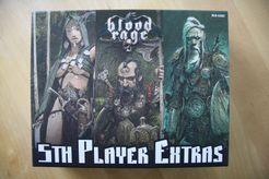 Blood Rage: 5th Player Extras – Kickstarter Exclusives