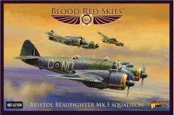 Blood Red Skies: Bristol Beaufighter MKI Squadron