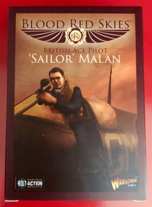 Blood Red Skies: British Ace Pilot – 'Sailor' Malan