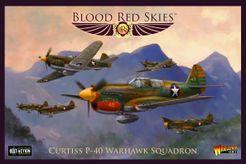 Blood Red Skies: Curtiss P-40 Warhawk Squadron