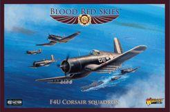 Blood Red Skies: F4U Corsair Squadron